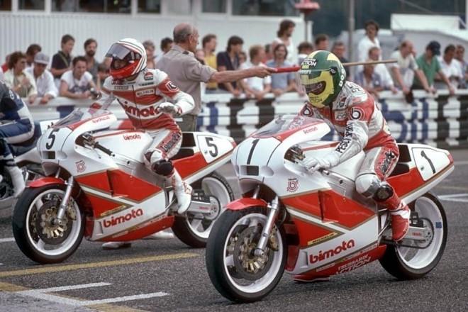 Zapomenuté šampionáty 2: Mistrovství svìta TT F-1, F-2 a F-3