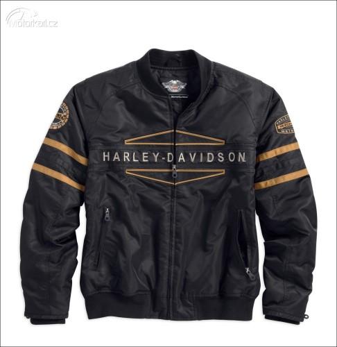 Harley-Davidson pøedstavil novou zimní kolekci MotorClothes