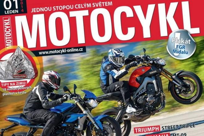 Motocykl 1/2014