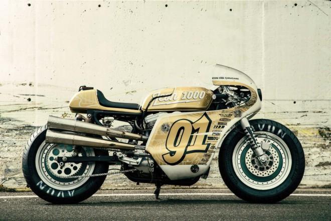 Iron Lung - Harley ve sportovním