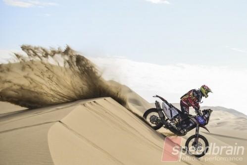 Speedbrain vyrazí na Dakar s 5 jezdci