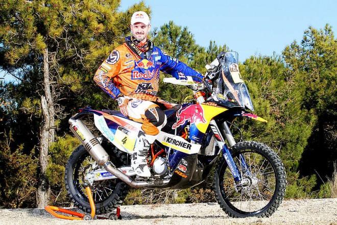 KTM najala pro Dakar místo Caselliho Viladomse