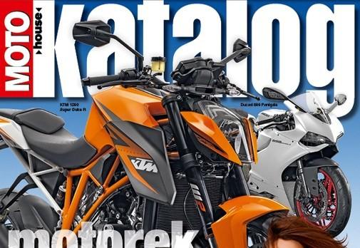 Motohouse katalog motorek a ètyøkolek 2014