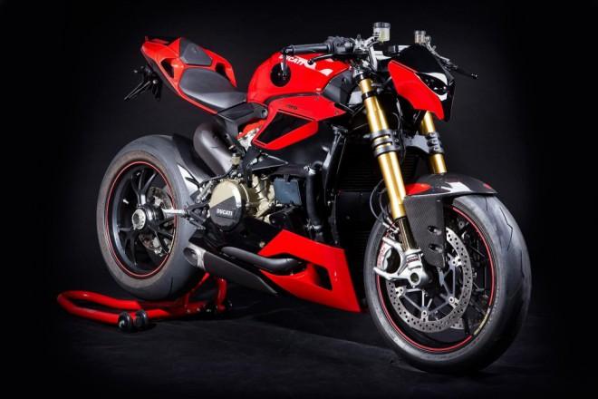 Ducati 1199 S Fighter od Motorrrad Hertrampf