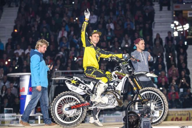 Závìr roku patøí freestyle motokrosu na ÈT4 Sport