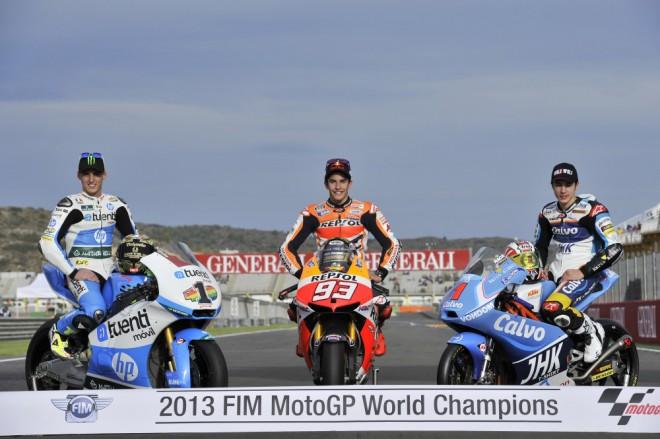 MotoGP – Sezona 2013 v obrazech