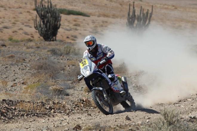 Už to zaèíná: v Argentinì startuje Dakar 2014