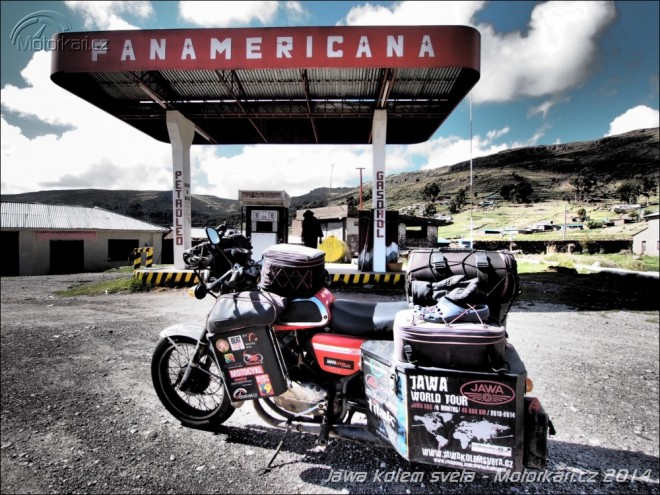 Jawa kolem svìta, díl 12.- Atacama, Titicaca, Uyuni aneb od Pacifiku k šestitisícovkám