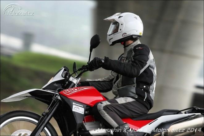 Pøilba Marushin X-Moto II
