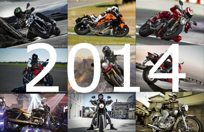 Nové motorky 2014 - co nás èeká?