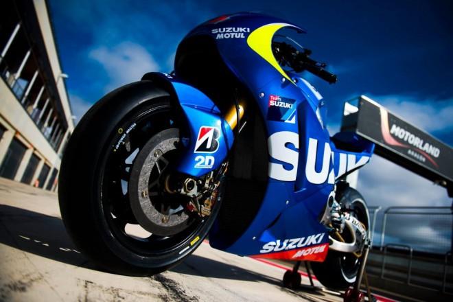 Video: Návrat Suzuki do MotoGP – díl tøetí