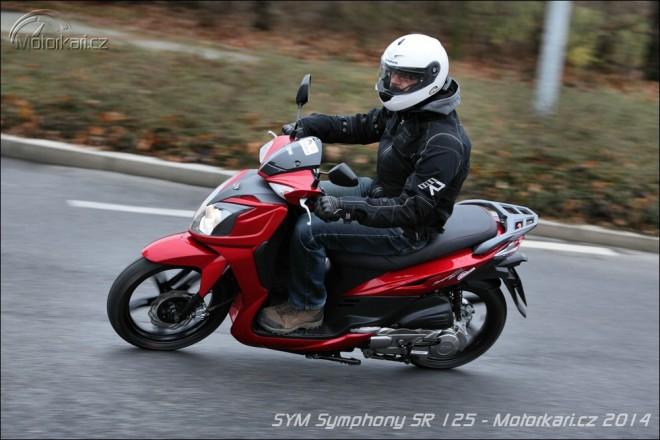 SYM Symphony SR 125