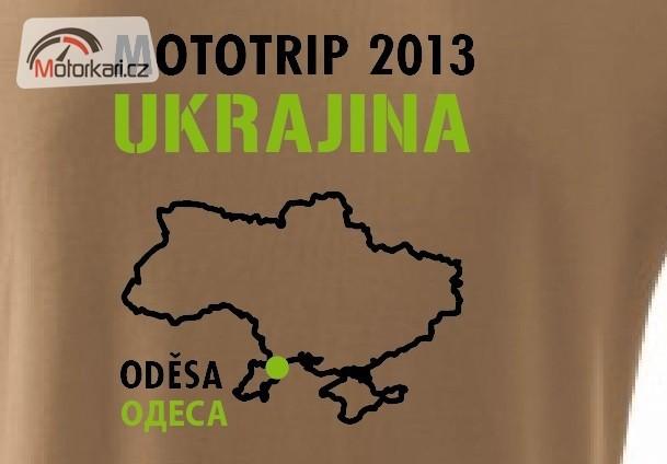 MOTOTRIP UKRAJINA - ODÌSA 2013