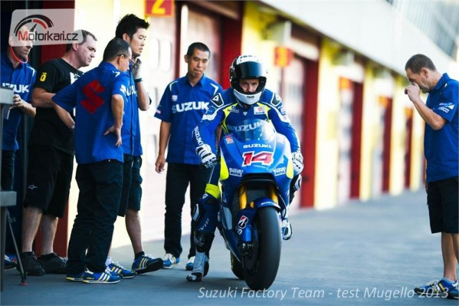 Video: N�vrat Suzuki do MotoGP � d�l �tvrt�