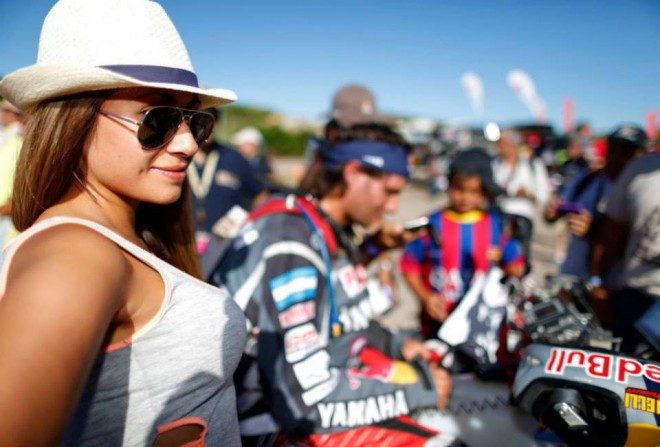 První polovina Dakaru 2014 v obrazech
