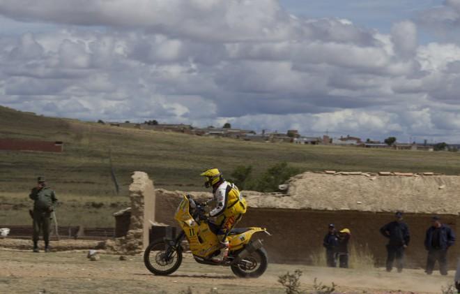 SP Moto MRG: Potlu�en� jsou jezdci i motorky