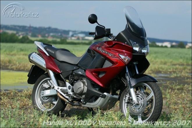 Z druhé ruky - Honda XL1000V Varadero