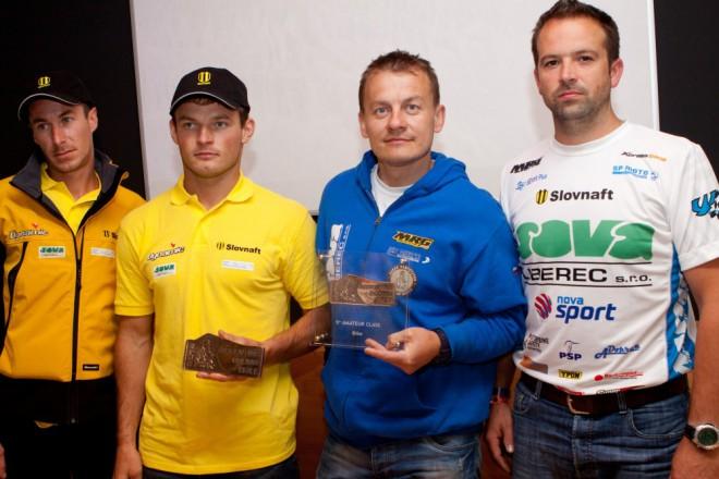 O Dakaru 2014 s Davidem Pabiškou a Štefanem Svitkem