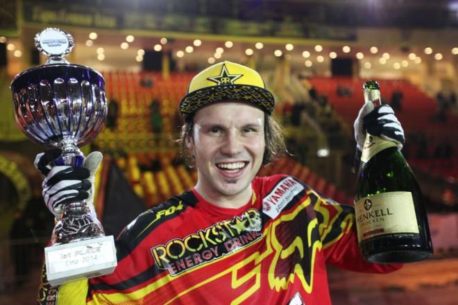 Libor Podmol je favoritem závodu v Grazu