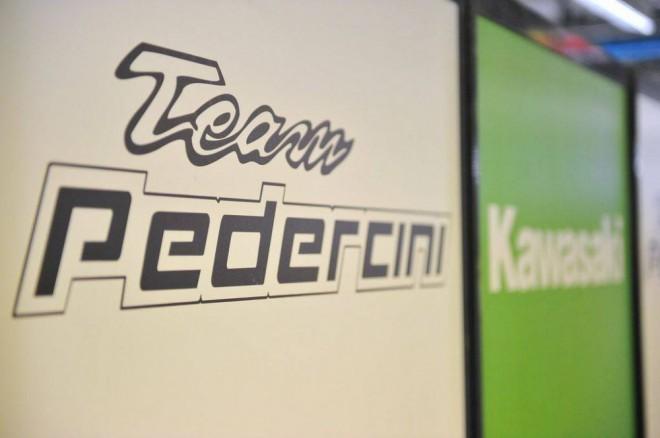 Pedercini Racing pøedstavil tým 2014