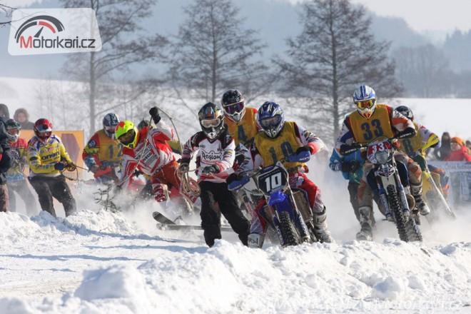 V nedìli odstartuje letošní sezona v motoskijöringu