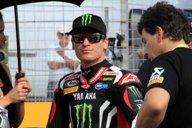 Pøestupem do MotoGP si Parkes splnil sen
