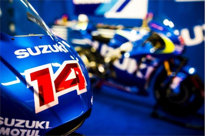 Suzuki zvažuje divokou kartu