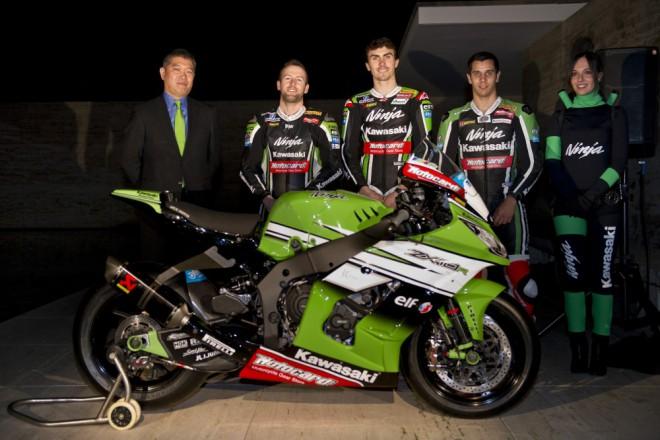 Kawasaki Racing Team v Barcelonì