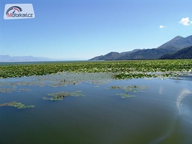 Sprint ke Skadarskému  jezeru a zpìt 2013