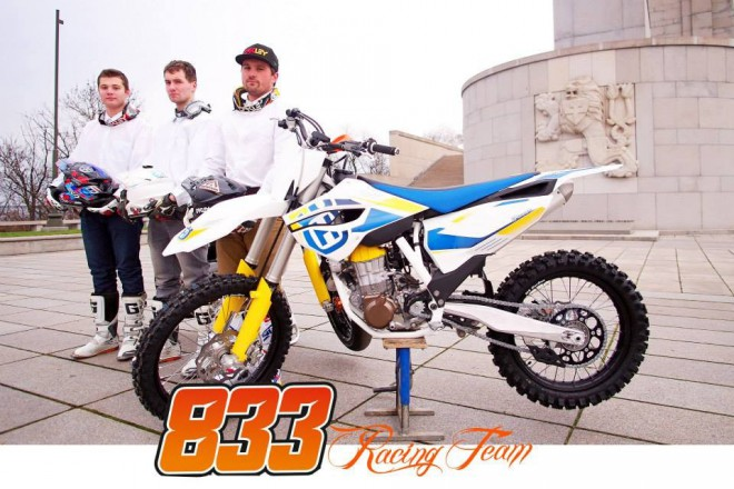 833 Racing Team se chyst� na start v MS