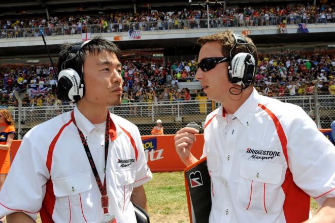 Bridgestone p�ed testem MotoGP v Malajsii