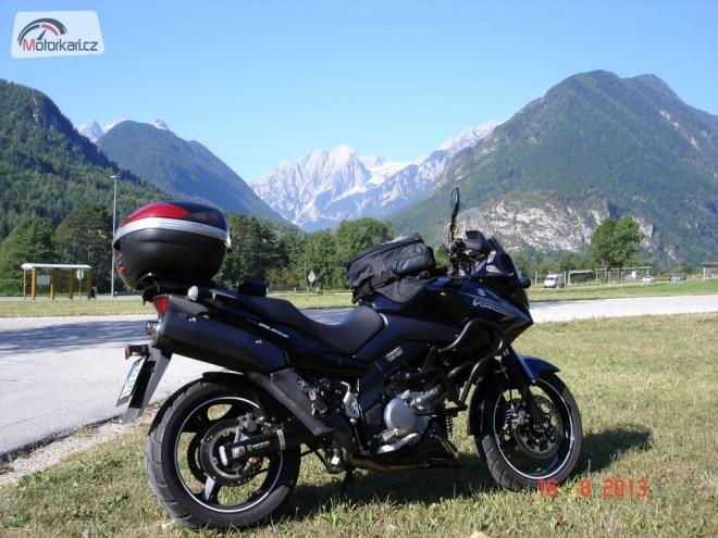 Slovinsko - léto 2013