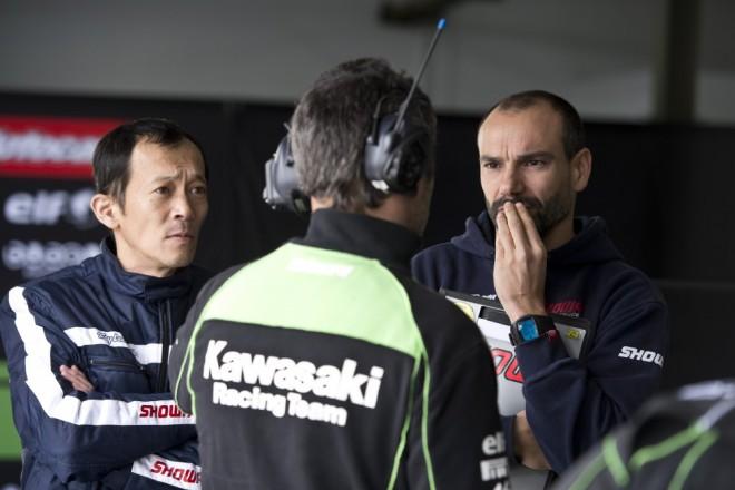 Testy superbikových týmù v Jerezu