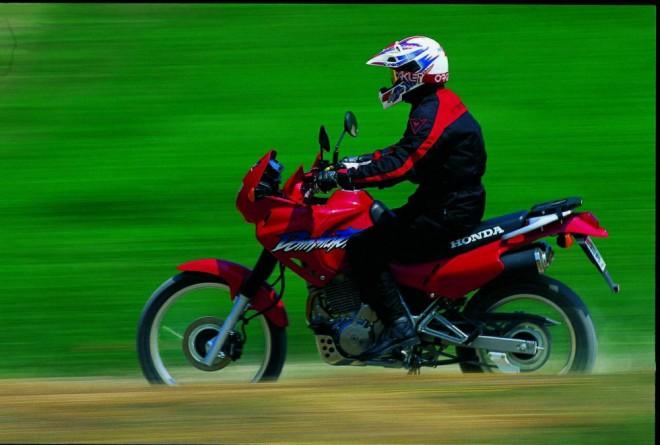 Z druhé ruky - Honda NX650 Dominátor