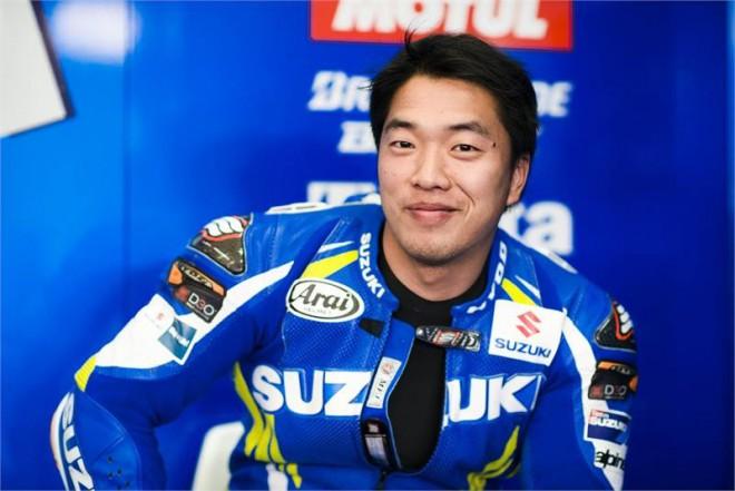 Sestavu Suzuki pos�lil Takuya Tsuda
