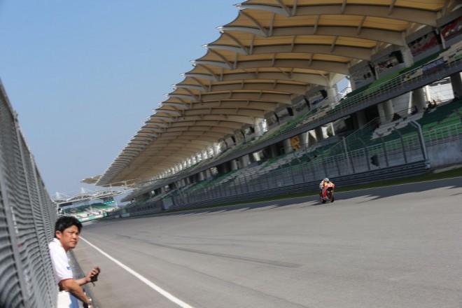 Test MotoGP Sepang � den t�et�