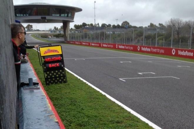 Superbiky testovaly v Jerezu