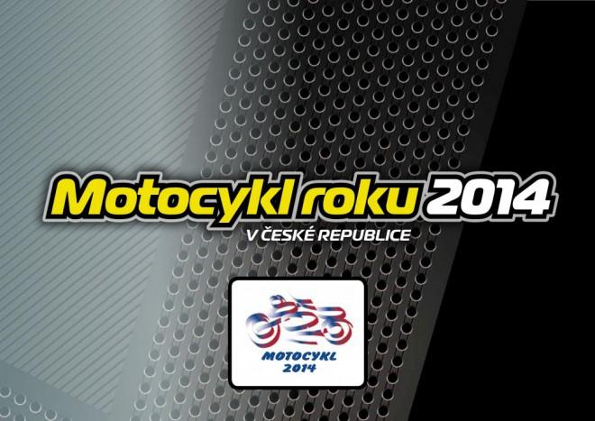 O titul Motocykl roku 2014 v ÈR soupeøí 32 strojù