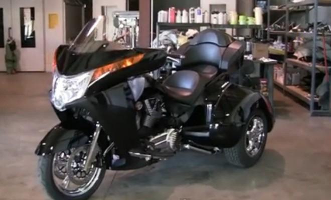 Tøíkolka Victory Vision Crossbow Trike