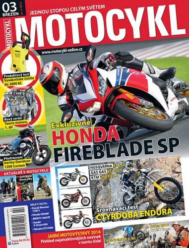 Motocykl 3/2014