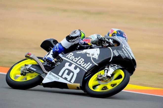 Test Moto3 Valencie – den druhý