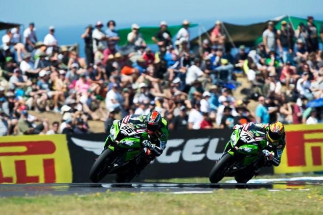 Test Superbike Phillip Island – den první