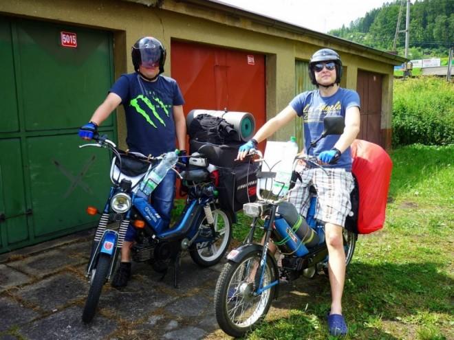 Expedice BabettaTrip 2013
