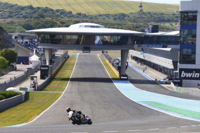 Testy nižších kubatur v Jerezu