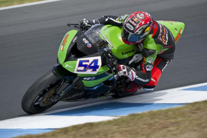 Test Supersport Phillip Island – den druhý