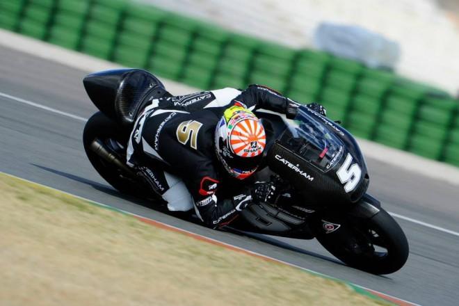 Test Moto2 Jerez – den první