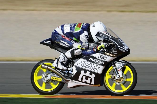 Test Moto3 Jerez – den první