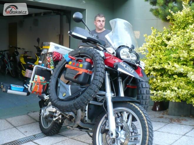 MOTO-TOUR 2013 Kavkaz