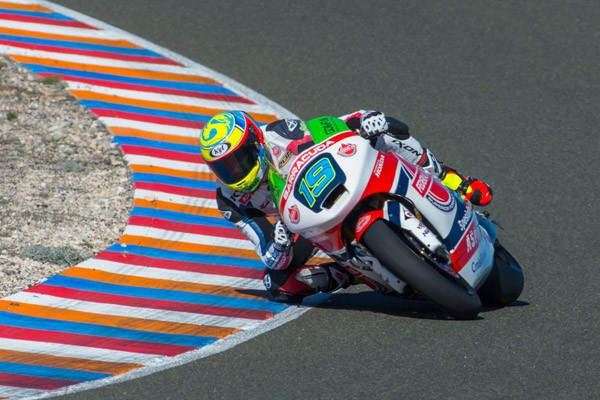 Test Moto2 Jerez – den druhý