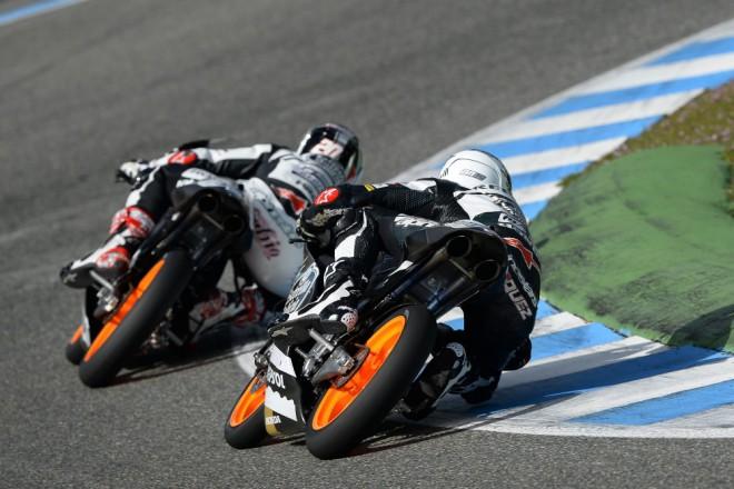 Test Moto3 Jerez – den druhý